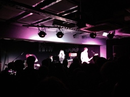 Some terrible photos of Wolf Alice