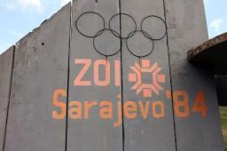 Abandoned hotels & Olympic Ski Jumps
