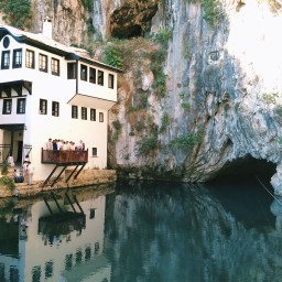 Blagaj Tekija, Bosnia