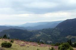 Hiking in Trebevic