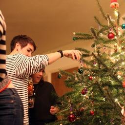 Christmas at Tom's
