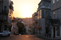 Sunsets & vegan gelato in Lisbon