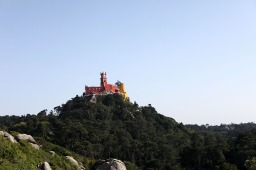Sintra and castles in the sky